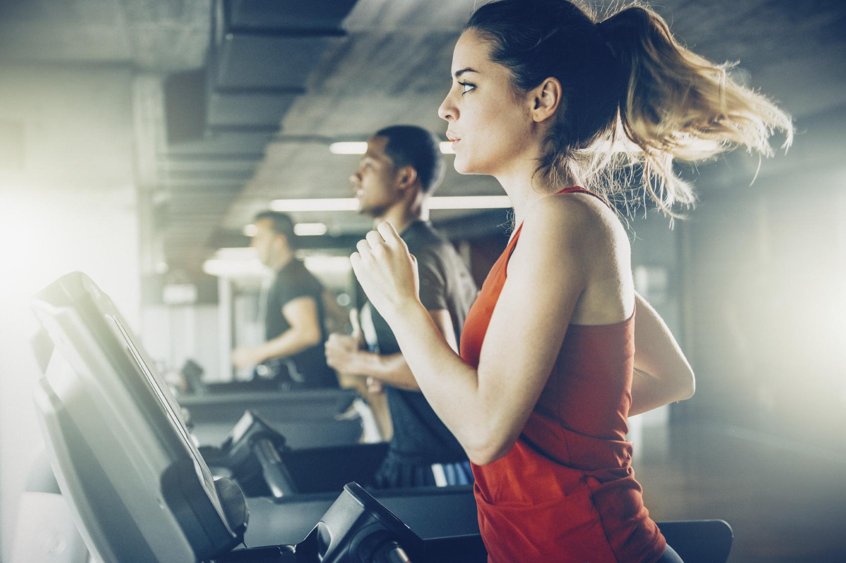 gyms cardio
