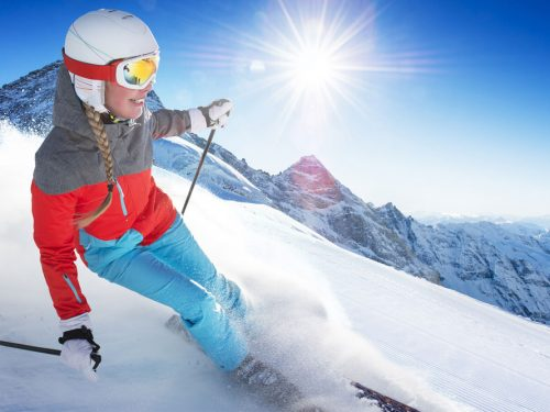 Get Fit Ski Workout