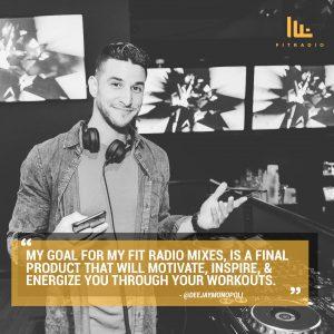 Fit Radi DJ Monopoli