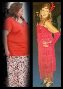 LaDonna W Transformation - Fit Radio Success Story