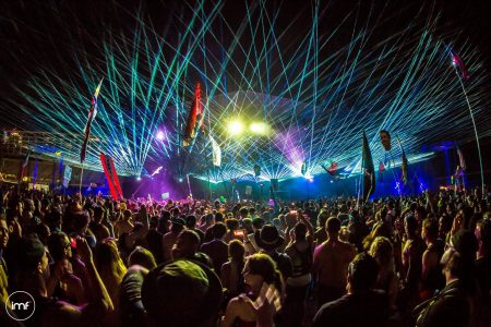 Imagine Music Festival EDM Fit Radio Takeover