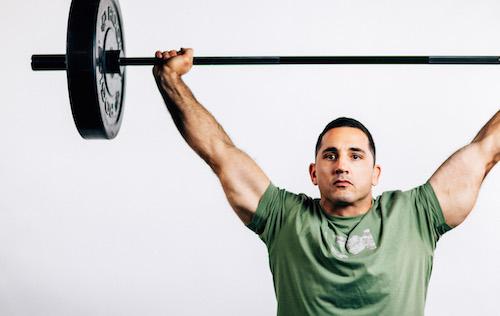 Jason lifting